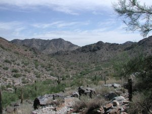 Freedom Trail (Piestewa Peak)