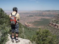 Rainbow Rim trail #10
