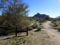 North Mountain Nature trail loop hike - Casa Grande
