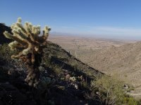 Casa Grande Mountain Park - Radio tower trail