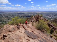 Camelback Mountain (Cholla Trail)