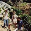Hikers at Horton springs