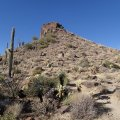 Brown's Mountain - McDowell Sonoran preserve
