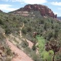 Secret canyon trail