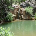 The Waterfall at Gordon Creek
