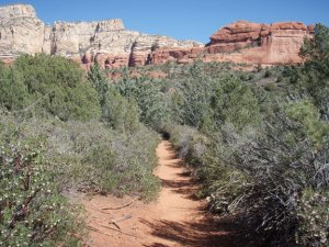 Long canyon trail