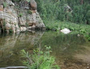 East Clear creek