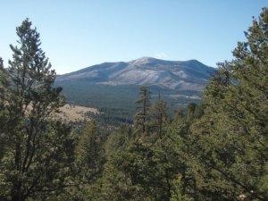Views on the Slate mountain trail