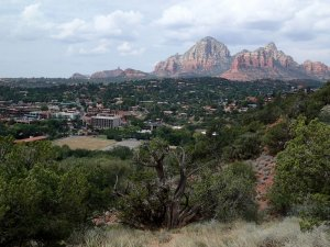 Views of Sedona