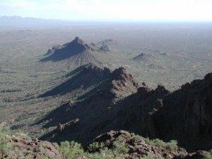 Views from Vulture peak