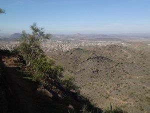 Union peak (Phoenix sonoran preserve)