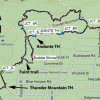 Sugar Loaf Thunder Mountain Map