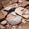 Ancestral Puebloan pottery shards