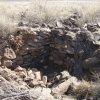 Native american ruins at Pueblo la plata