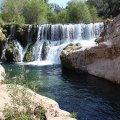 Fossil springs waterfall