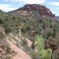 Secret canyon trail