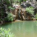 The Waterfall at Gordon Creek