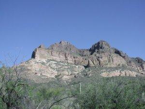 Picketpost mountain