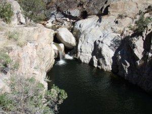 Hutch's pool