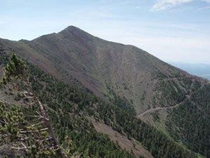 Humphries peak