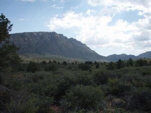 Cesar spring trail views